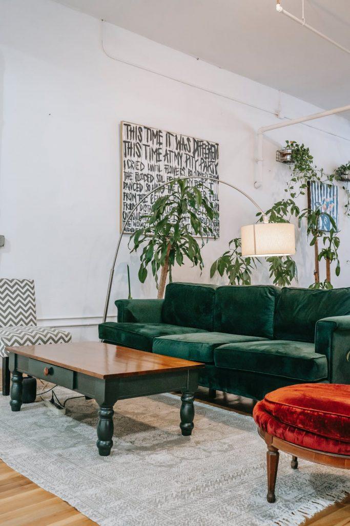 Classy Italian furniture